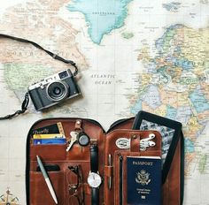 The world is a book and those who do not travel read only one page on We Heart It