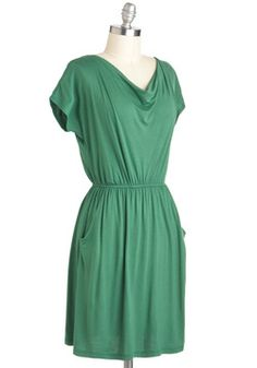 Forever and Everyday Dress, #ModCloth