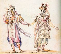 costume designs by inigo jones - Google Search