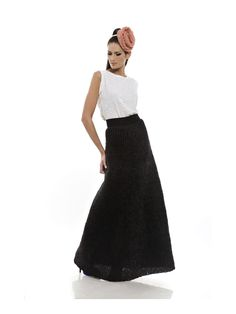 BLACK TULIP - Kinga Varga luxury knitwear designer boutique on-line