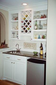 kitchen wet bar ideas