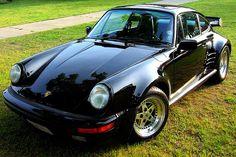 #cars #coches #carros  Porsche 930