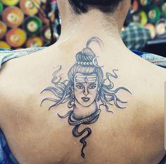 Shiva Tattoo Design, Tattoo Designs, Skull, Tattoos, Tatuajes, Tattoo, Tattooed Guys, Tattoo Patterns, Design Tattoos