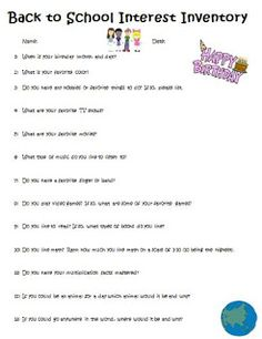 Here Is A Great Back To School Game Use These Statement Strips To