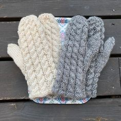 Knit Mittens, Fingerless Gloves, Arm Warmers, Knitting, Life, Cable Knitting Patterns, Fingerless Mitts, Tricot, Breien