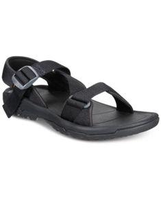 33a1893916e8 Teva Men s Hurricane XLT2 Cross-Strap Water-Resistant Sandals - Black 10  Black Shoes