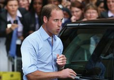 The Royal Baby Makes His First Appearance With Will and Kate! - OK...all buckled in & homeward bound!