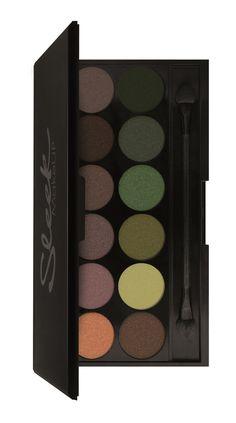 Sleek Makeup Garden of Eden i-Divine Palette Coming Soon