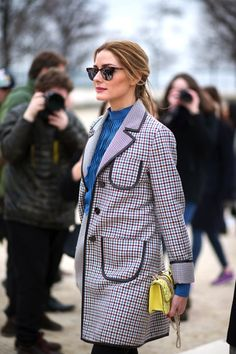 20 More Street Style Snaps From Paris