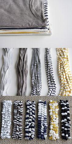 Sample Friday | CRESUS artisanat | rug hooking