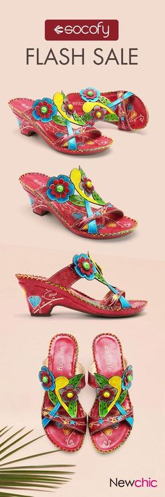 1ab63fb35a0a Newchic Women s Socofy Shoes Bohemian Shoes