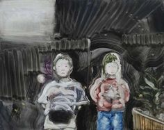 Untitled by Toshiyuki Konishi - Contemporary Japanese Art Collection by Jean Pigozzi