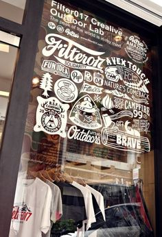 Filter Clothing Store