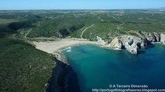 A Terceira Dimensão - Fotografia Aérea: Praia do Barranco