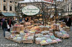 Wien - Der Altwiener Ostermarkt auf der Freyung - Reise Blog & Travel News