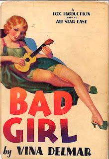 It's official: bad girls play ukulele. Disclaimer: Although not a bad girl, I also play ukulele.