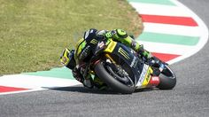 From Vroom Mag... Pol Espargaro crashes out of Mugello qualifying