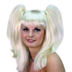 $21.99 - Baby Doll Pigtail Wig