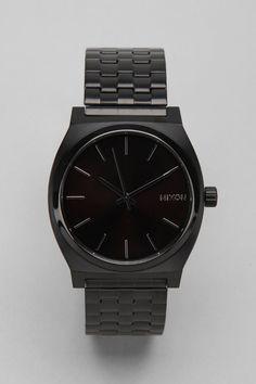 Nixon Metal Time Teller Watch - Urban Outfitters