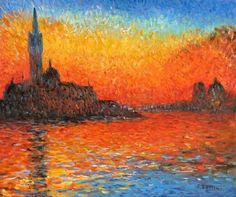 """Monet Painting used in """"The Thomas Crown Affair"""" starring Pierce Brosnan and Rene Russo"""