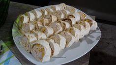 Οι γεύσεις της Ελεάννας: ΤΟΡΤΙΓΙΕΣ ΜΕ ΚΟΤΟΠΟΥΛΟ Cookbook Recipes, Cooking Recipes, Finger Foods, Sushi, Buffet, Brunch, Food And Drink, Appetizers, Snacks