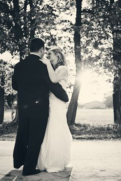 Krissi Lea Photography located in Hudson, Iowa, gives beautiful photos for an affordable price, running from $600-$1200.