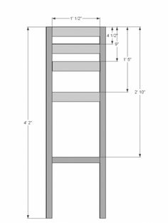DIY Counter Height Bar Stool Plan and Guide