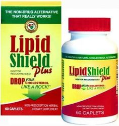 LipidShield Plus Lower cholesterol naturally with Dr. Lower LDL and Triglycerides with LipidShield ingredients of Red Yeast Rice, Policosanol, Guggul, Niacin and Selenium. Niacin is known to raise the good cholesterol, ct. Lower Cholesterol Naturally, Cholesterol Test, Lowering Ldl, News Health, Lose Belly Fat, Health And Beauty, Herbalism, Healthy, Rice