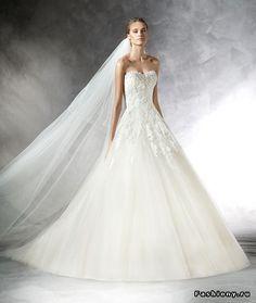 Коллекция Pronovias 2016 и показ свадебных платьев Atelier Pronovias 2016