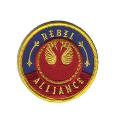 Rare Star Wars Rebel Alliance Patch | eBay