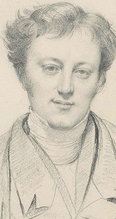 Ingres_YOUNG MAN, GRAPHITE ON PAPER