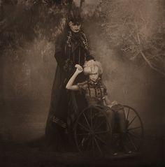 bizarre victorian photographs | Name: b,w,macabre,vintage,gothic,victorian,bizarre ...