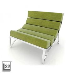 Arctic 5 Chair from the CORT Lounge 22 Collection