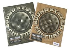Exclusive Ital Tees Sound System Culture Print on Heavyweight Cotton