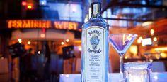 "GQ Magazine + Bombay Sapphire - ""Most Imaginative Bartender's Summit"""