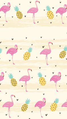 86 Best Fancy Flamingos Iphone Wallpapers Images