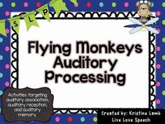Flying Monkeys Audit