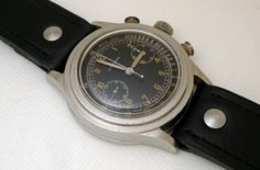 """When we talk about vintage chronograph movements, there are many, many out there deserving of our attention – from the relatively common Valjoux 72 that powers anything from a Rolex Daytona to a Gallet Multichron 12, to the exceedingly rare and complicated Caliber 13""""130 that resides in a Patek 1518 Perpetual Calendar Chronograph. However, as much as it is a sin to claim this for the latter, neither of the two movements we just mentioned are truly """"in-house,"""" since the Caliber 13""""130 is…"""