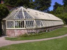 victorian green house - Google Search