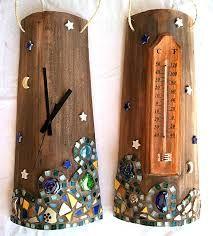 Resultado de imagen para relojes con mosaicos