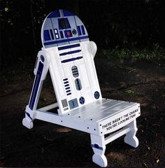 13 Star Wars Creations From Recycled Pallets Pallet Benches, Pallet Chairs