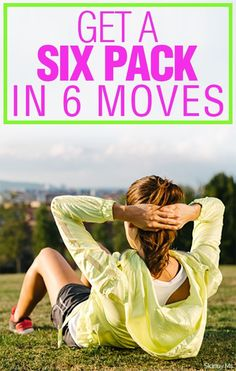Get a 6 Pack in 6 Moves!