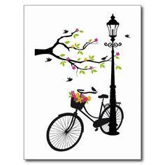 bicicleta vintage dibujo - Buscar con Google | Dibujar | Pinterest ...