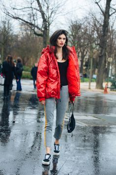e39f208f2f1 Paris Couture Week Spring Summer 2018 Simple Casual Outfits