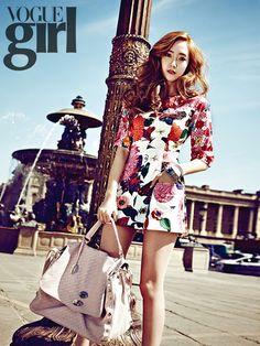 Jessica - Vogue Girl Magazine June 2013