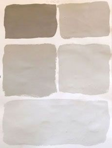 Annie Sloan: This is THE paint to use for the painted French Swedish and Modern Vintage look on furniture where the paintwork shows a patina of history Paint: Coco progression