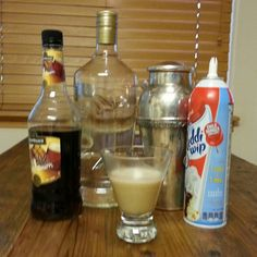 #rootbeerfloat #martini. #yummy.  The perfect adult #cocktail.  . #rootbeer #Schnapps #whippedcream #VanillaVodka  . #vodka #cocktails #gin #rum #tequila #moonshine #whiskey #shots #rum #bar #scotch #Longmont #Colorado #booze #alcohol #margaritas #adultdrinks #recipe