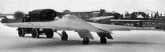 The Horten H.IX, RLM designation Ho 229 (often called Gotha Go 229 due to the identity of the chosen manufacturer of the aircraft) was a German prototype fighter/bomber designed by Reimar and Walter Horten and built by Gothaer Waggonfabrik late in World War II. It was the first pure flying wing powered by a jet engine.