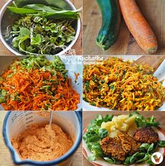 Fried Rice, Carrots, Fries, Vegetables, Ethnic Recipes, Food, Turmeric, Essen, Carrot