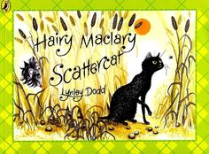 This is a new illustrated paperback edition of Hairy Maclary Scattercat by Lynley Dodd. Hairy Maclary, everyone's favourite dog, is busy chasing and hustling all the neighbourhood cats from Slinky Malinki to Pimpernel Pugh. | eBay!